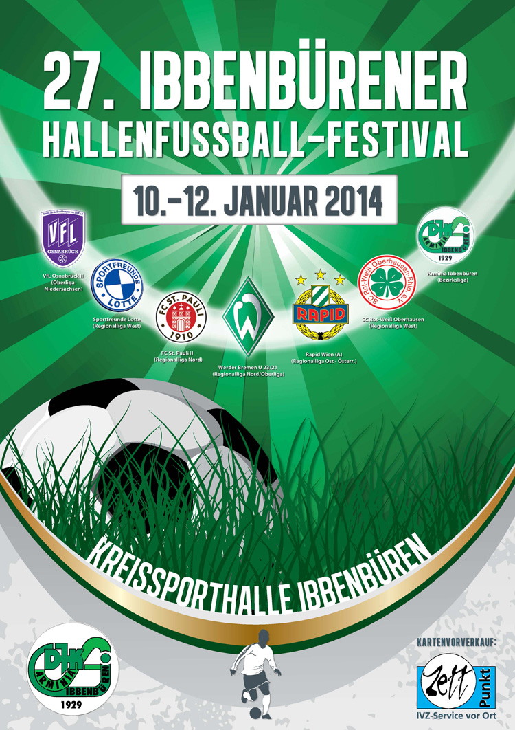 hallenfussball festival hff 2014. Black Bedroom Furniture Sets. Home Design Ideas