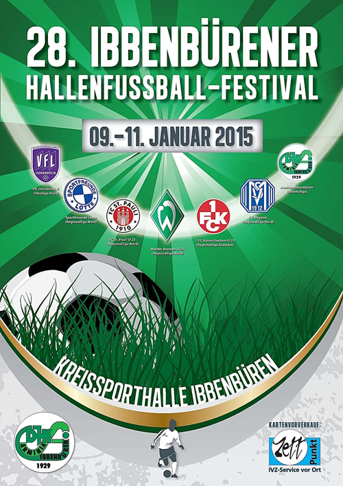 hallenfussball festival hff 2015. Black Bedroom Furniture Sets. Home Design Ideas