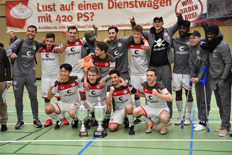 Turniersieger FC St. Pauli